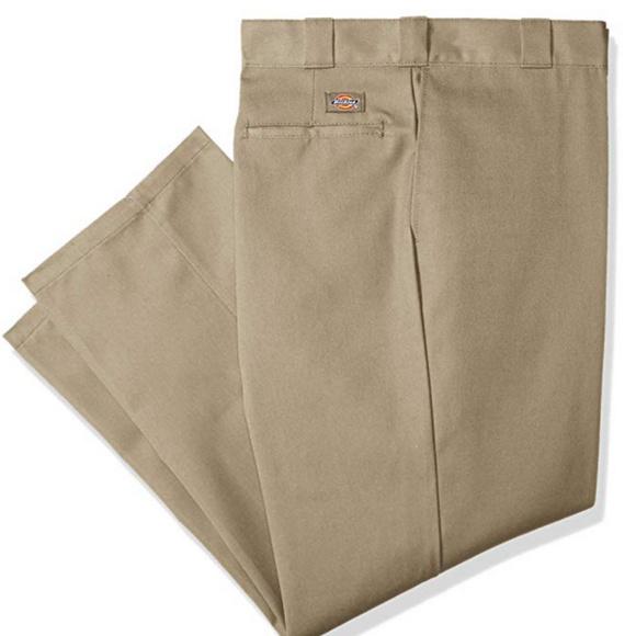 a373d2eeb6c Dickies Pants | Mens Original 874 Work Pant Khaki 28x30 | Poshmark